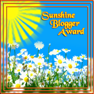 sunshine-bloggger-award