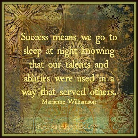 Success Means...