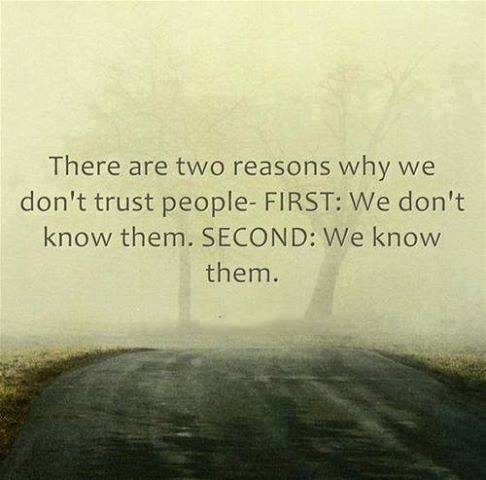 There Are Two Reasons...