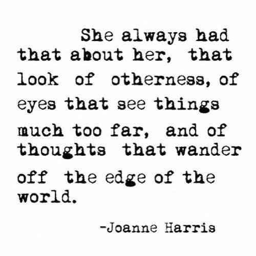 She Always...