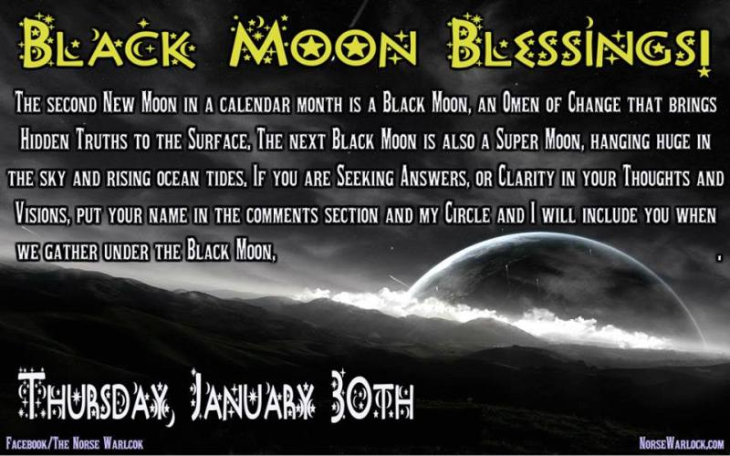 Black Moon Blessings