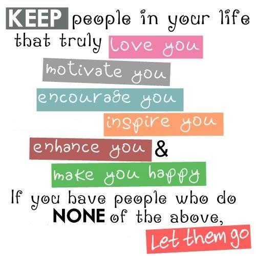 Keep People...