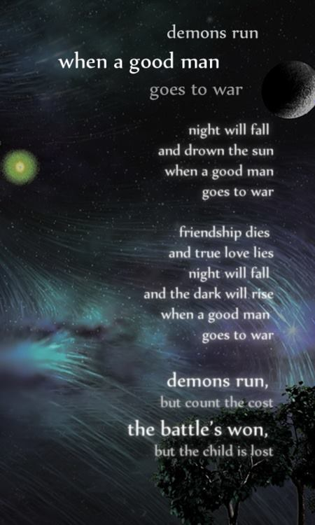 Demons Run...