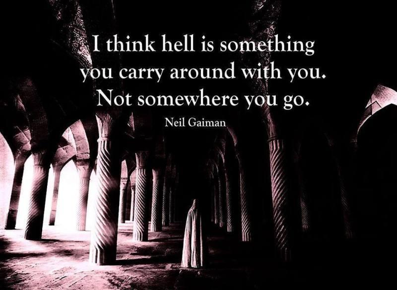 ...Not Somewhere You Go