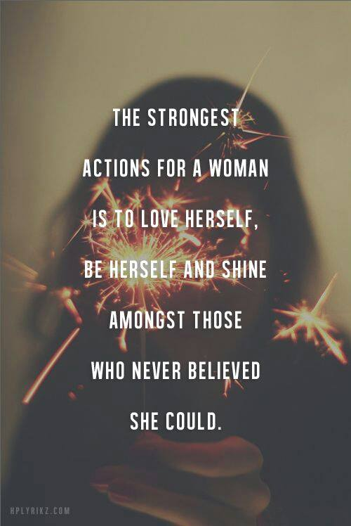 The Strongest Actions...
