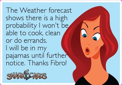 Thanks Fibro!