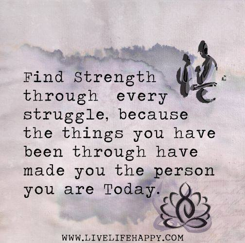 Find Strength