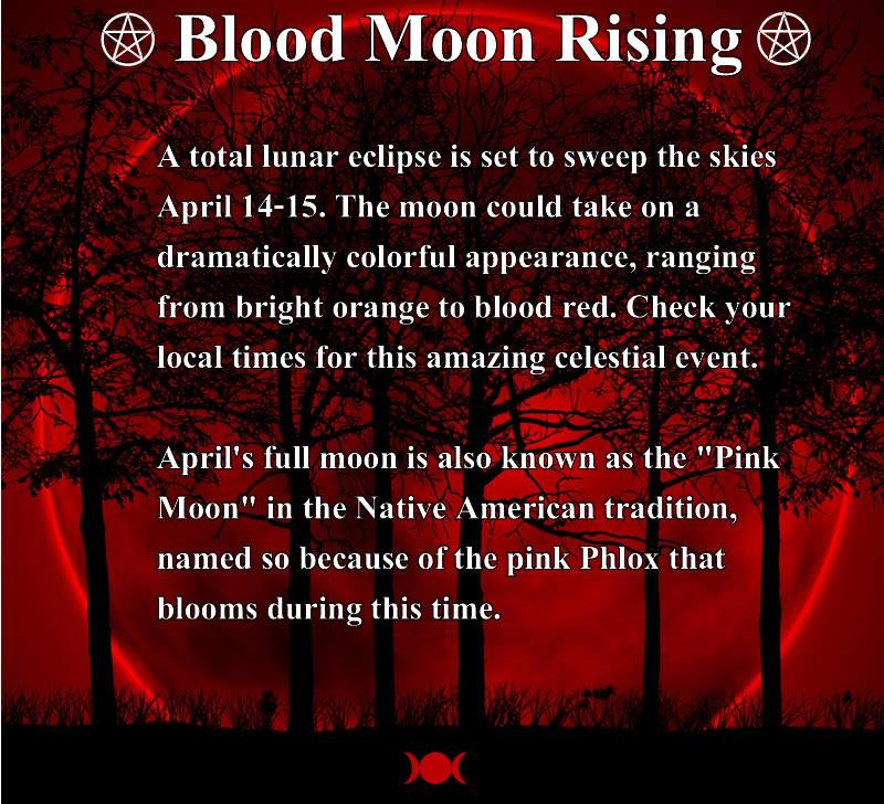 blood moon meaning for cancer - photo #27