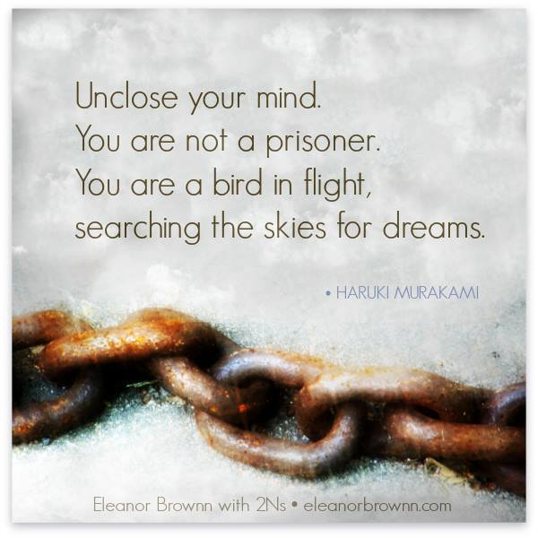 Unclose Your Mind...
