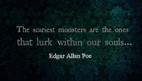 The Scariest...