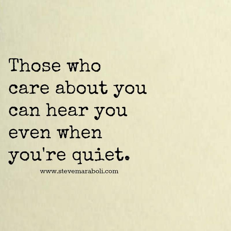 Those Who...