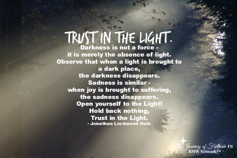 Trust In The Light