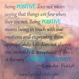 beingpositive