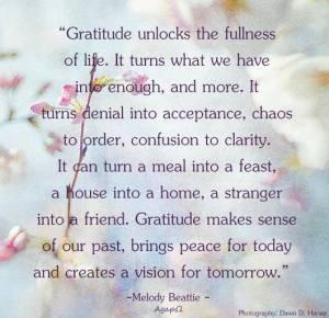 gratitudeunlocks